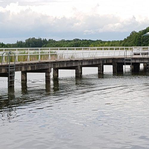 Badebereich Seelodge Kremmen Strandbad