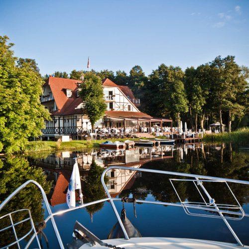 Seelodge Feier Location Am Wasser Hausboot