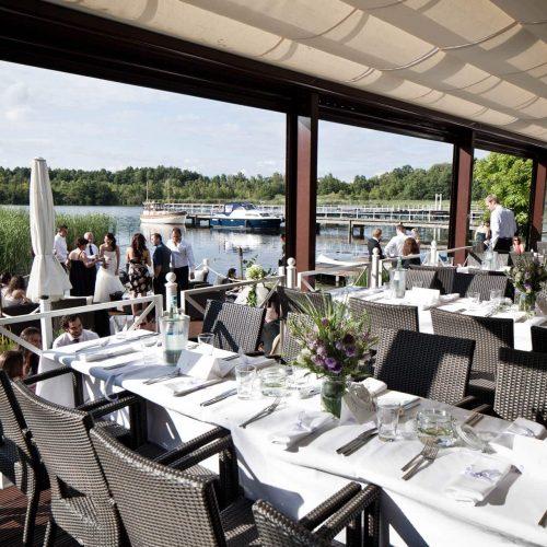 Seelodge Hochzeitsfeier Am See Brandenburg