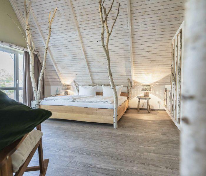 Seelodge Kremmen Hotel Am Wasser Birkenzimmer Louisa