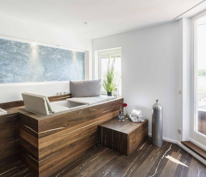 Seelodge Kremmen Hotel Am Wasser Pony Suite Mit Badewanne