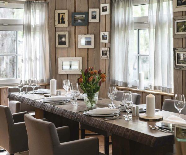 Seelodge Kremmen Hotel Am Wasser Restaurant