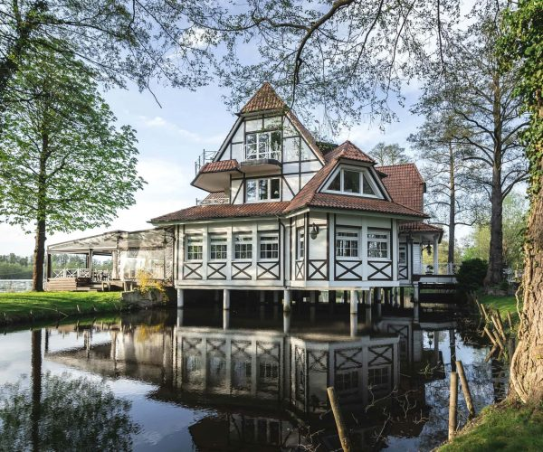 Seelodge Kremmen Hotel Am Wasser